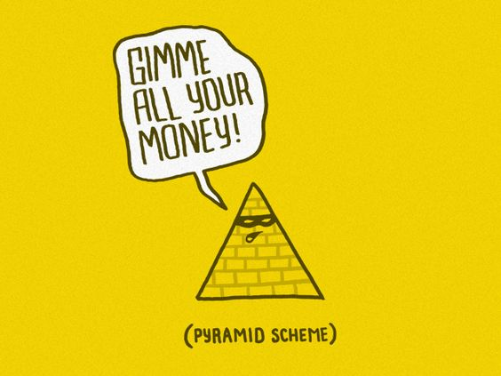 money-pyrmid-schemes